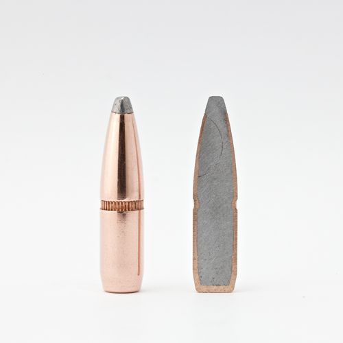 Hornady InterLock® BTSP 6mm 100-Grain Bullets