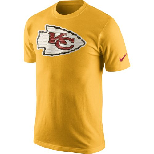 Nike Men's Kansas City Chiefs Logo T-shirt