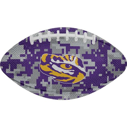GameMaster Louisiana State University Digital Camo Mini Football