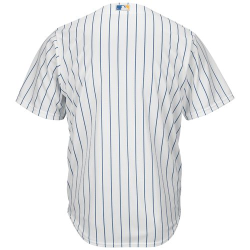 Majestic Men's Milwaukee Brewers Cool Base® Replica Jersey - view number 2