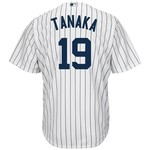 Majestic Men's New York Yankees Masahiro Tanaka #19 Cool Base Replica Jersey