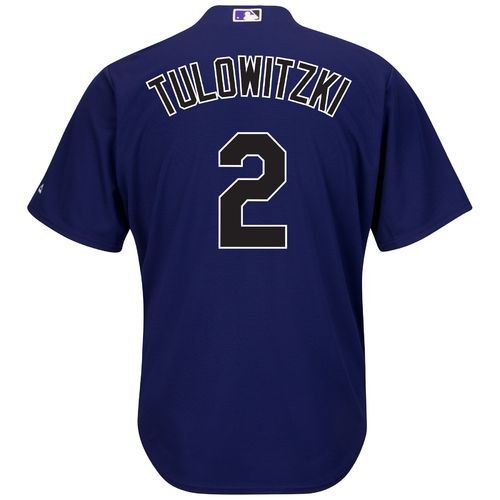 Majestic Men 39 S Colorado Rockies Troy Tulowitzki 2 Cool
