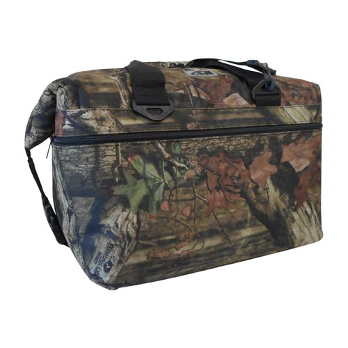 Display product reviews for AO Coolers Mossy Oak Hunters Series 24-Can Soft-Side Cooler