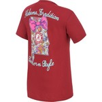 New World Graphics Women's University of Alabama Short Sleeve T-shirt