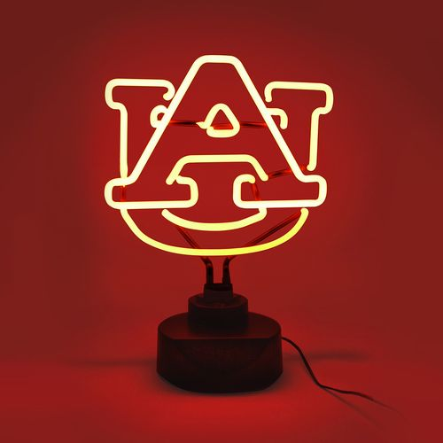 AES Optics Auburn University Tabletop Neon Light