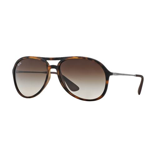 Ray-Ban Juniors' Youngster Alex Rubber Nylon/Metal Sunglasses