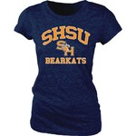 Blue 84 Juniors' Sam Houston State University Triblend T-shirt
