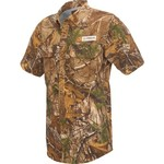 Magellan Outdoors™ Boys' Fish Gear Laguna Madre Short Sleeve Fishing Shirt