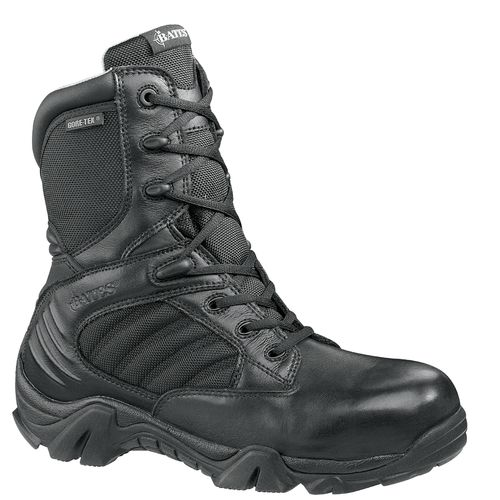 Display product reviews for Bates Men's GX-8 GORE-TEX Composite-Toe Side-Zip Service Boots