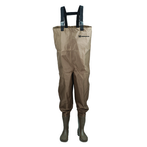Display product reviews for Hodgman Mackenzie Cleated Chest Boot-Foot Wader