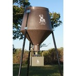 Boss Buck Texas Two Step All-In 200 lb. Combo Deer Feeder