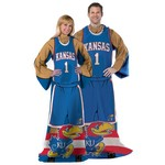 The Northwest Company University of Kansas Uniform Comfy Throw