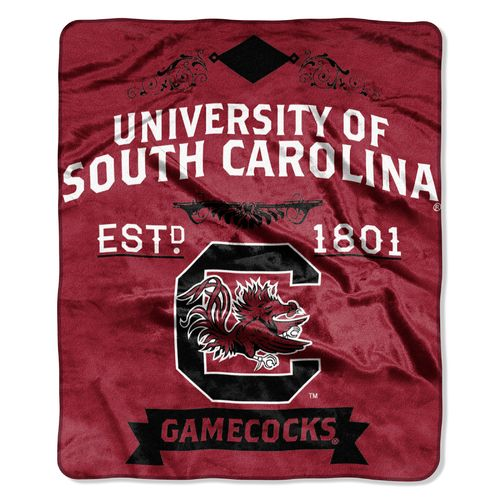 The Northwest Company University of South Carolina Label Raschel Throw - view number 1