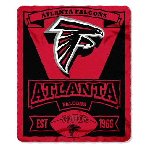 The Northwest Company Atlanta Falcons Marquee Fleece Throw