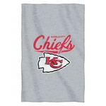 The Northwest Company Kansas City Chiefs Sweatshirt Throw