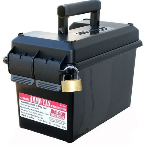 MTM AC50C11 Molded Ammo Can