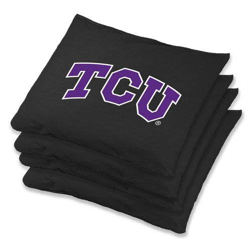 Wild Sports Texas Christian University Regulation Bean Bags