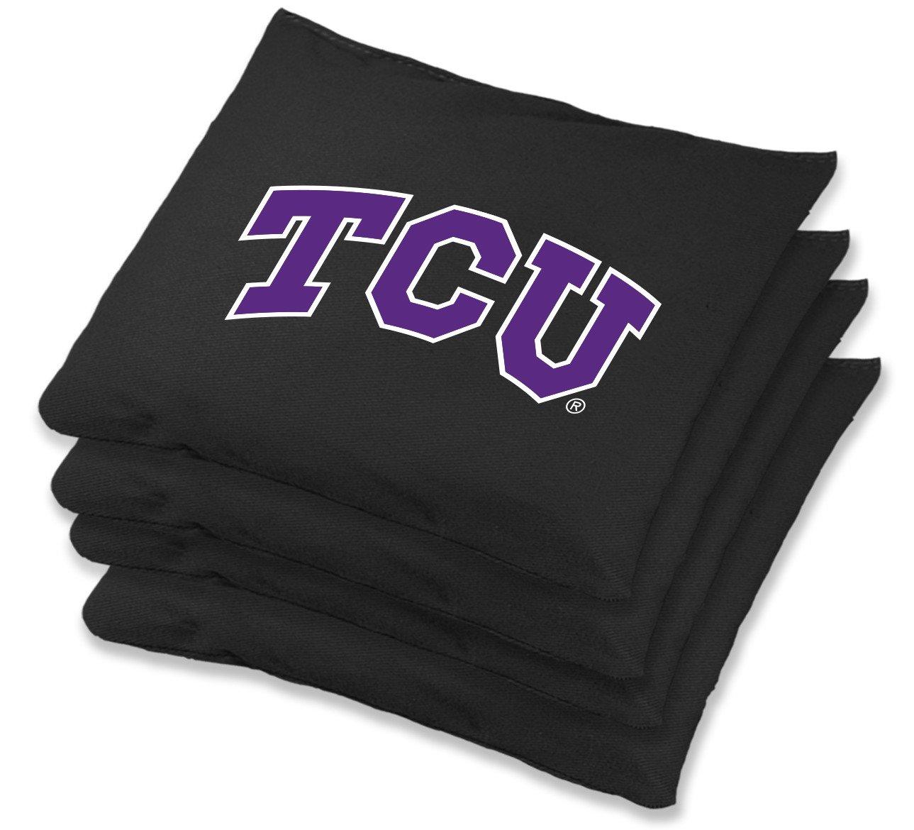 Wild Sports Texas Christian University Regulation Bean Bags