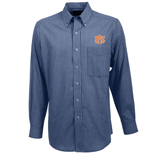 Antigua Men's Auburn University Associate Button-Down Shirt