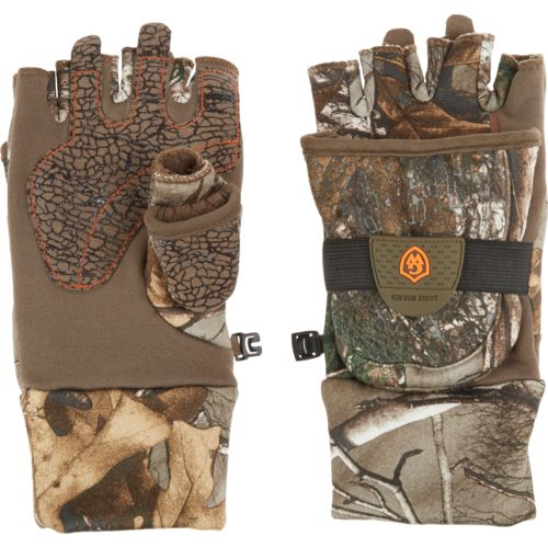 Game Winner® Men's Midweight Pop Top Hunting Gloves