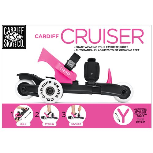 Cardiff Skate Co. Kids' Cruiser Series Skates - view number 2