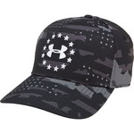 Under Armour® Men's Freedom Camo Flat Brim Cap