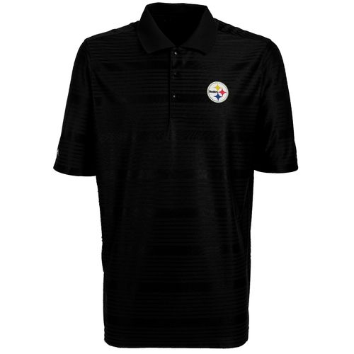 Display product reviews for Antigua Men's Pittsburgh Steelers Illusion Polo Shirt
