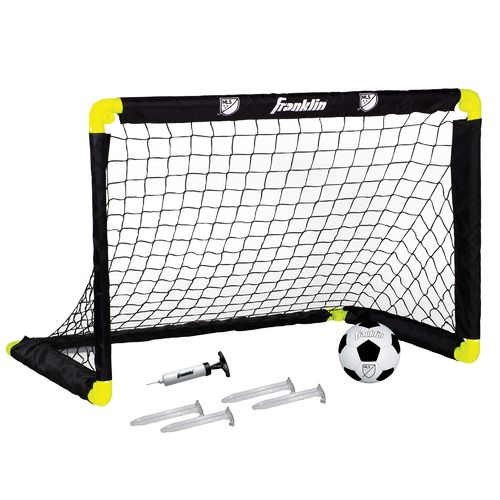 Display product reviews for Franklin MLS INSTA-SET® Soccer Goal Set