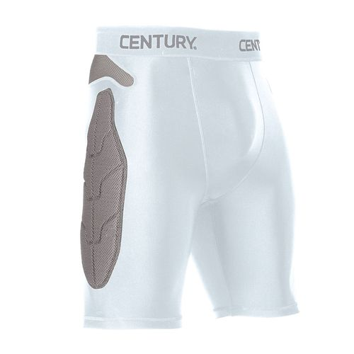 Century Adults' Padded Compression Short