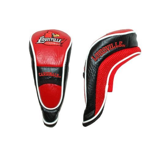 Team Golf University of Louisville Hybrid Golf Club Head Cover