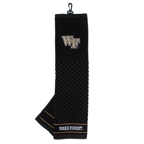 Team Golf Wake Forest University Embroidered Towel