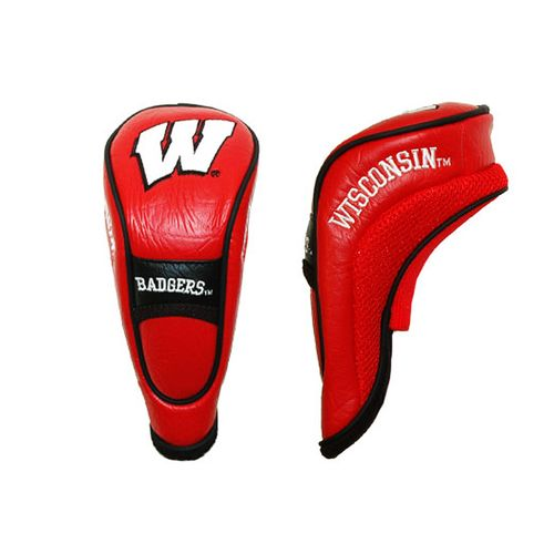 Team Golf University of Wisconsin Hybrid Head Cover