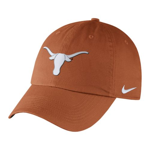 Nike™ Men's University of Texas Dri-FIT Heritage86 Authentic Cap