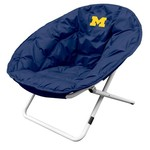Logo University of Michigan Sphere Chair
