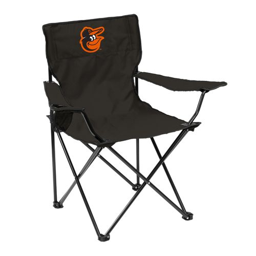 Display product reviews for Logo™ Baltimore Orioles Quad Chair