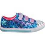 SKECHERS Girls' Twinkle Toes Chit Chat Casual Shoes