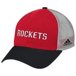 adidas Men's Houston Rockets Team Nation Slouch Adjustable Cap
