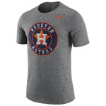 Nike Men's Houston Astros Wordmark Logo T-shirt