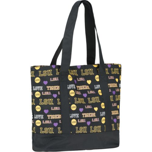 NCAA Women's Louisiana State University 2014 Mural Love Tote