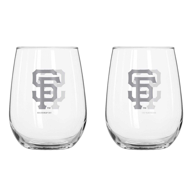 Boelter Brands San Francisco Giants 16 oz. Curved