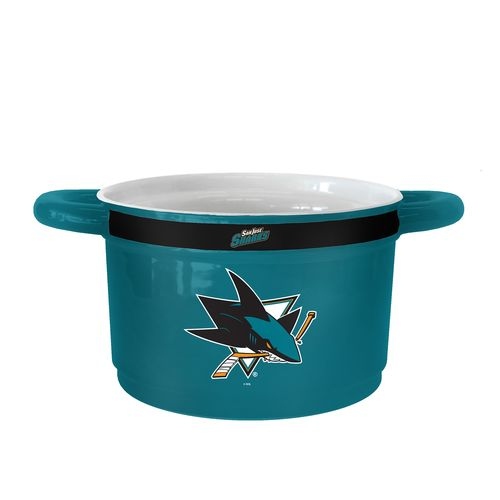 Boelter Brands San Jose Sharks Gametime 23 oz. Ceramic Bowl - view number 1