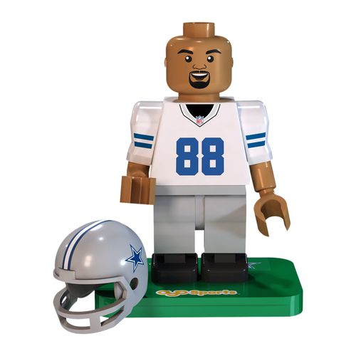 OYO Sports Dallas Cowboys Dez Bryant Minifigure