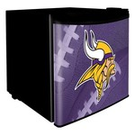 Boelter Brands Minnesota Vikings 1.7 cu. ft. Dorm Room Refrigerator