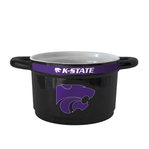 Boelter Brands Kansas State University Gametime 23 oz. Ceramic Bowl