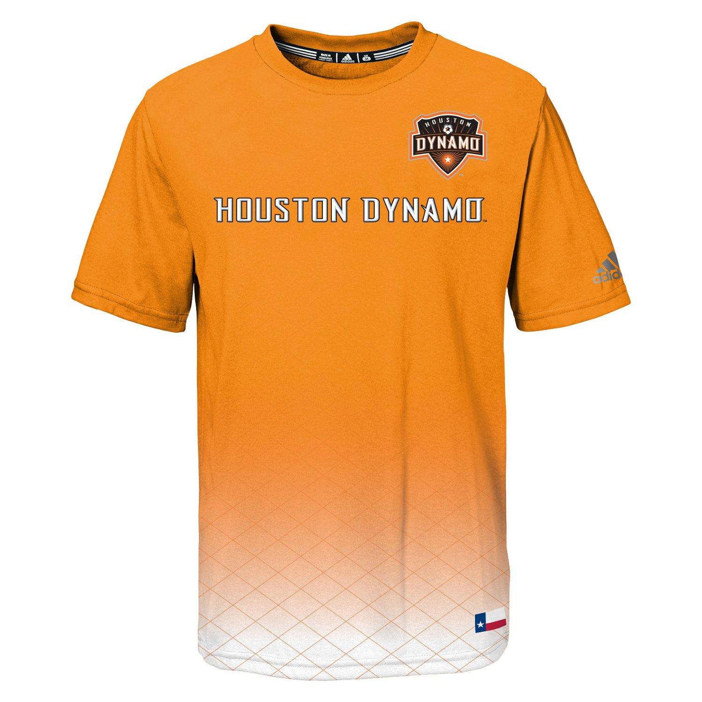 adidas™ Boys' Houston Dynamo Jersey T-shirt