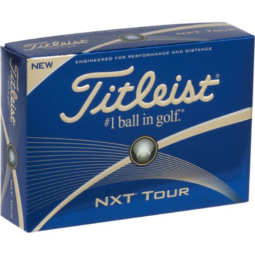 Display product reviews for Titleist NXT Tour Golf Balls 12-Pack