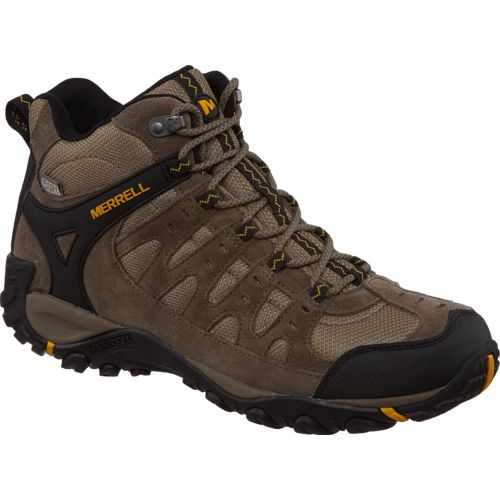 Merrell® Men's Accentor Mid Waterproof Hiking Shoes - view number 2