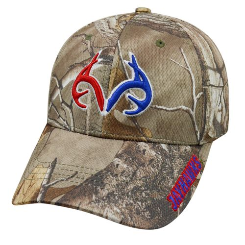 Top of the World Adults' University of Kansas XTRA RTXB1 Cap