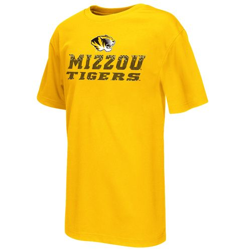Colosseum Athletics™ Boys' University of Missouri Pixel T-shirt