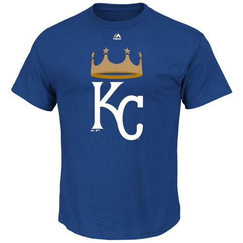 Majestic Men's Kansas City Royals Logo T-shirt